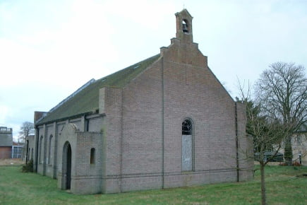The Old Roundway Hospital Chapel